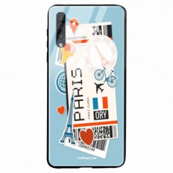 Buy Samsung Galaxy A50 Paris Boarding Mobile Phone Covers Online at Craftingcrow.com