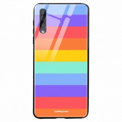 Buy Samsung Galaxy A50 Rainbow pattern Mobile Phone Covers Online at Craftingcrow.com