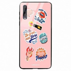 Buy Samsung Galaxy A50 Strong Women Mobile Phone Covers Online at Craftingcrow.com