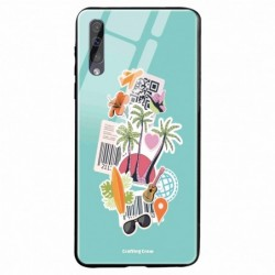 Buy Samsung Galaxy A50 Tropical Sunset Mobile Phone Covers Online at Craftingcrow.com