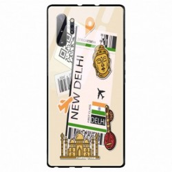 Buy Samsung Galaxy Note 10 Plus New Delhi Mobile Phone Covers Online at Craftingcrow.com