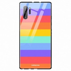 Buy Samsung Galaxy Note 10 Plus Rainbow pattern Mobile Phone Covers Online at Craftingcrow.com