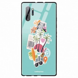 Buy Samsung Galaxy Note 10 Plus Tropical Sunset Mobile Phone Covers Online at Craftingcrow.com