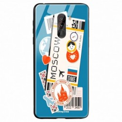Buy Poco F1 Moscow Boarding Mobile Phone Covers Online at Craftingcrow.com