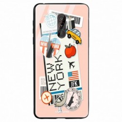 Buy Poco F1 New York Boarding Mobile Phone Covers Online at Craftingcrow.com
