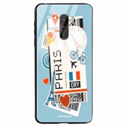 Buy Poco F1 Paris Boarding Mobile Phone Covers Online at Craftingcrow.com