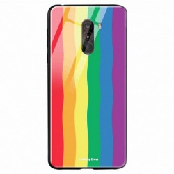 Buy Poco F1 Rainbow Mobile Phone Covers Online at Craftingcrow.com