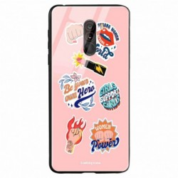 Buy Poco F1 Strong Women Mobile Phone Covers Online at Craftingcrow.com