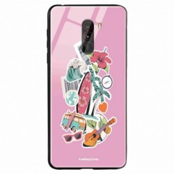 Buy Poco F1 Tropical Beach Mobile Phone Covers Online at Craftingcrow.com