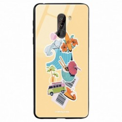 Buy Poco F1 Tropical Hub Mobile Phone Covers Online at Craftingcrow.com