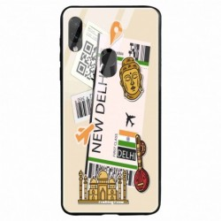 Buy Redmi Note 7 New Delhi Mobile Phone Covers Online at Craftingcrow.com