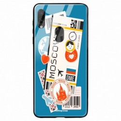 Buy Redmi Note 7 Pro Moscow Boarding Mobile Phone Covers Online at Craftingcrow.com