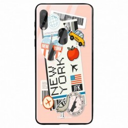 Buy Redmi Note 7 Pro New York Boarding Mobile Phone Covers Online at Craftingcrow.com
