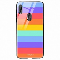 Buy Redmi Note 7 Pro Rainbow pattern Mobile Phone Covers Online at Craftingcrow.com