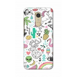 Crafting Crow Mobile Back Cover For Xiaomi Redmi Note 5 - Good Things