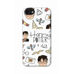 Crafting Crow Mobile Back Cover For Apple Iphone 8 - Harry