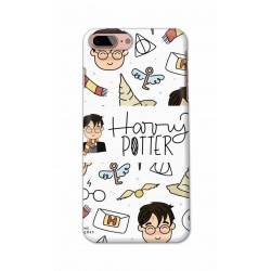 Crafting Crow Mobile Back Cover For Apple Iphone 8 Plus - Harry