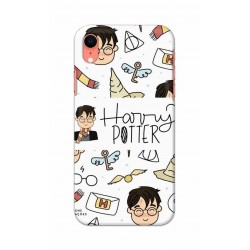 Crafting Crow Mobile Back Cover For Apple Iphone XR - Harry