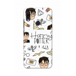 Crafting Crow Mobile Back Cover For Xiaomi Redmi Note 7 - Harry
