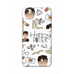 Crafting Crow Mobile Back Cover For Xiaomi Redmi Y1 - Harry