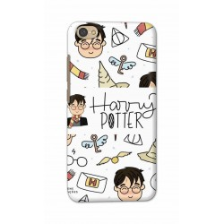 Crafting Crow Mobile Back Cover For Xiaomi Redmi Y1 Lite - Harry
