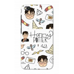 Crafting Crow Mobile Back Cover For Xiaomi Redmi Go - Harry