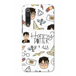 Crafting Crow Mobile Back Cover For Xiaomi Mi 9 SE - Harry