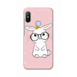 Crafting Crow Mobile Back Cover For Xiaomi Mi A2 - Nerd Rabbit