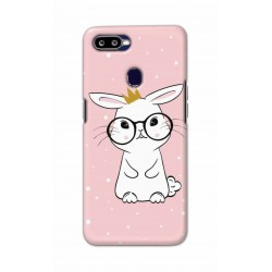 Crafting Crow Mobile Back Cover For Oppo F9 Pro - Nerd Rabbit