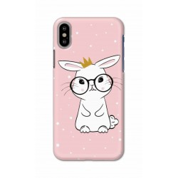 Crafting Crow Mobile Back Cover For Apple Iphone X - Nerd Rabbit