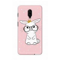 Crafting Crow Mobile Back Cover For One Plus 7 - Nerd Rabbit
