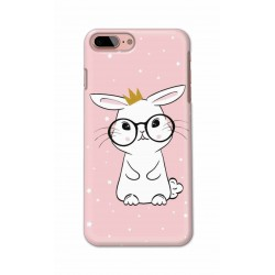 Crafting Crow Mobile Back Cover For Apple Iphone 8 Plus - Nerd Rabbit