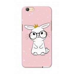 Crafting Crow Mobile Back Cover For Oppo A57 - Nerd Rabbit