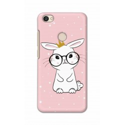 Crafting Crow Mobile Back Cover For Xiaomi Redmi Y1 - Nerd Rabbit