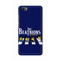 Crafting Crow Mobile Back Cover For Vivo Y71 - Beatles Minion