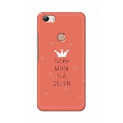 Crafting Crow Mobile Back Cover For Vivo Y83 - Mom