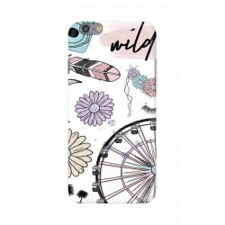 Crafting Crow Mobile Back Cover For Apple Iphone 6 - Wild