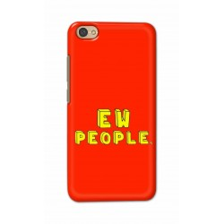Crafting Crow Mobile Back Cover For Xiaomi Redmi Y1 Lite - EW People