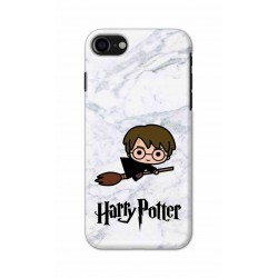 Crafting Crow Mobile Back Cover For Apple Iphone 8 - Harry Potter