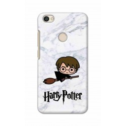 Crafting Crow Mobile Back Cover For Xiaomi Redmi Y1 - Harry Potter