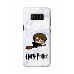 Crafting Crow Mobile Back Cover For Samsung S8 Plus - Harry Potter