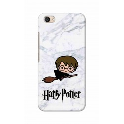 Crafting Crow Mobile Back Cover For Vivo V5 Plus - Harry Potter