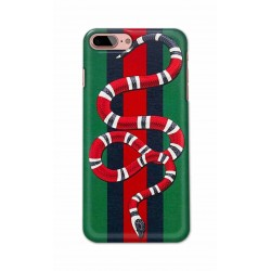 Crafting Crow Mobile Back Cover For Apple Iphone 8 Plus - Snake