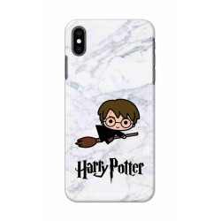 Crafting Crow Mobile Back Cover For Apple Iphone XS Max - Harry Potter