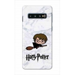 Crafting Crow Mobile Back Cover For Samsung Galaxy S10 Plus - Harry Potter