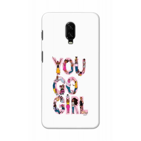 One Plus 6t - You Go Girl