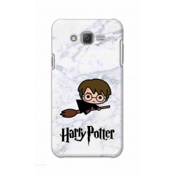 Crafting Crow Mobile Back Cover For Samsung Galaxy J7 - Harry Potter