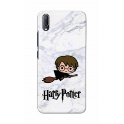 Crafting Crow Mobile Back Cover For Vivo V11 - Harry Potter
