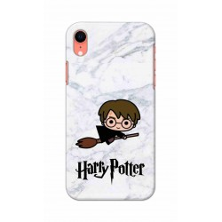 Crafting Crow Mobile Back Cover For Apple Iphone XR - Harry Potter