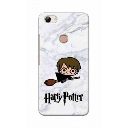 Crafting Crow Mobile Back Cover For Vivo Y83 - Harry Potter